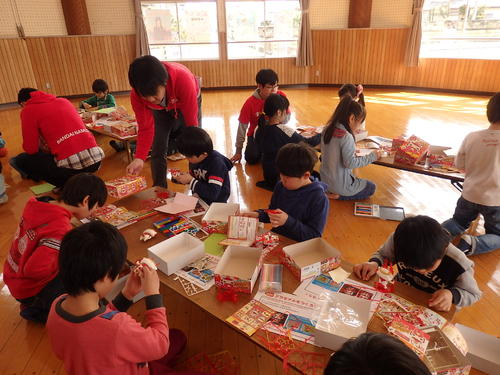 Events for Children at Soma City, Fukushima Prefecture