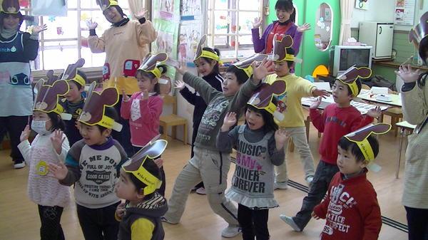 Events for Children at Rikuzentakata City and Ofunato City, Iwate Prefecture