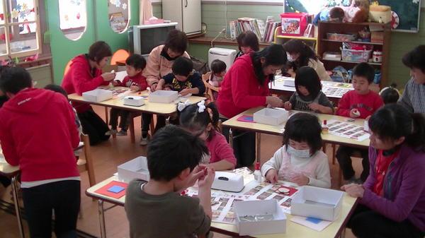 岩手県陸前高田市と大船渡市で子ども達向けイベントを開催しました。