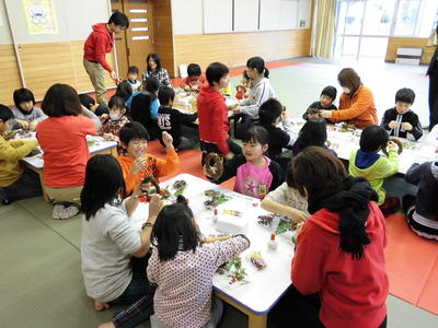This Winter's Second Assistance Activities for Areas Hit by the Great East Japan Earthquake